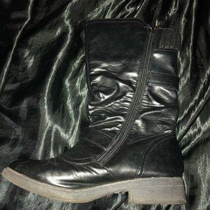 Report Shoes - Black boots